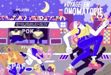 Voyage en Onomatopie