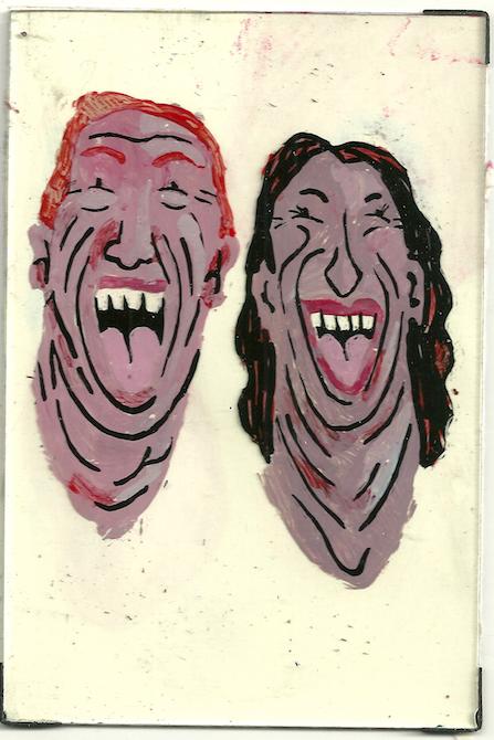 portraits (glass)